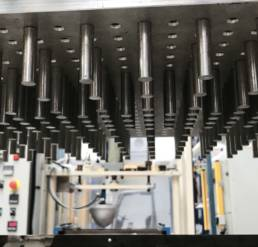 Thermoforming factory France